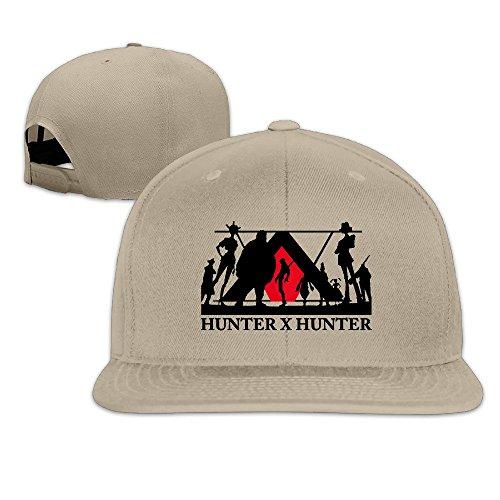 BUUMY Hunter X Hunter Youth's Latest Style Black Baseball