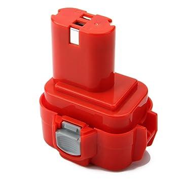 9.6V 1.3AH Battery for MAKITA 9120 9122 192595-8 192596-6 192638-6 638344 PA09