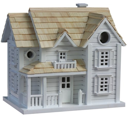 - Home Bazaar Kingsgate Cottage Birdhouse