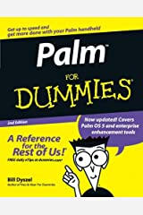 Palm For Dummies Paperback