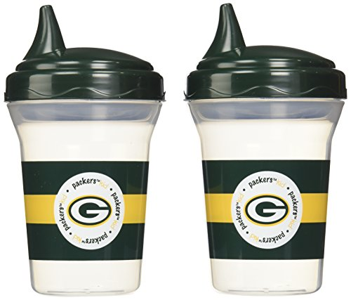 Baby Fanatic Green Packers 2 Pack