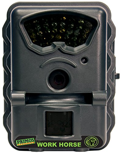 Primos 3MP Workhorse Trail Camera, Green