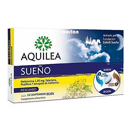 AQUILEA SUEÑO 1.95 15 COMPRIMIDOS: Amazon.es: Salud y cuidado personal