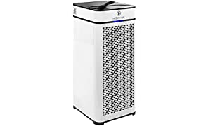 Medify MA-40 Medical Grade True HEPA (H13 99.97%) Air Purifier That Easily Covers 800 Sq. Ft. | 330 CADR | Particle Sensor, Modern Design, Touch Panel - White