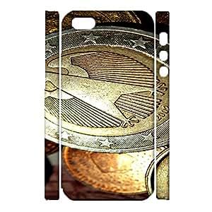 iPhone 5/5s/SE Gorgeous Popular Money Symbol Pattern Phone Case 3d Protective Case Snap on iPhone 5/5s/SE