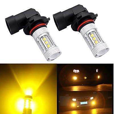 DunGu 2504 PSX24W LED Fog Light Bulb DRLs Replacement Error Free Projector