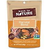 Back to Nature Non-GMO Trail Mix, Harvest Blend, 10 Ounce (Pack of 9)