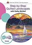 DVD - Step-By-Step Quilted Landscapes - Complete Iquilt Clas