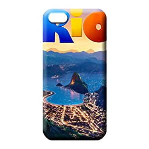 iphone 5 5s Strong Protect forever Back Covers Snap On Cases For phone mobile phone carrying skins amazing rio movie