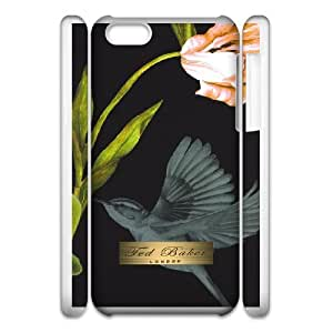 iPhone 5c 3D Cell Phone Case White Ted Baker Brand Logo Custom Case Cover A11A3822919