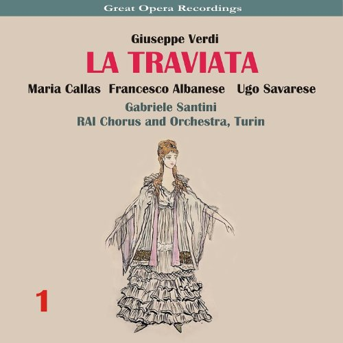 "Amazon.com: La traviata: Act I - ""Libiamo, ne\' liete"