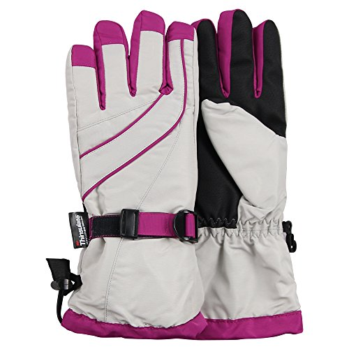 Womens Waterproof Thinsulate Lined Glove