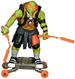 ninja turtles with skateboard - Teenage Mutant Ninja Turtles Movie 2 Out Of The Shadows Michelangelo Basic Figure