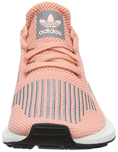De crystal Pink Three S16 Chaussures F17 Run Femme White Running trace F17 W grey Adidas Multicolore Swift IwqUH6