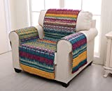 Greenland Home Southwest Furniture Protector, Arm Chair