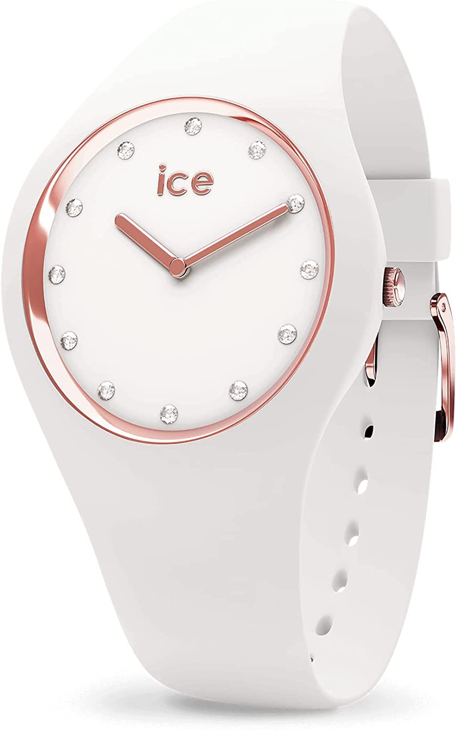 Ice-Watch ICE Cosmos White Rose-Gold Small Women's Watch 016300