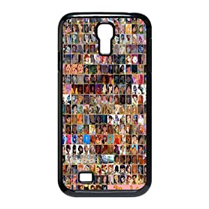 Marvel Hero comics 70th aniversery all charactor series-Caption American,wonder woman,halk,thar,iron man etc. protective case cover For SamSung Galaxy S4 Case HQV479710519