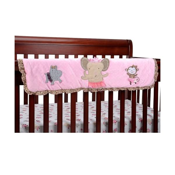 Summer Tutu Cute Nursery Crib Hugger