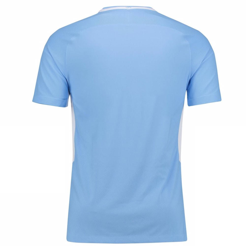 reputable site 931da 33005 Amazon.com : 2017-18 Man City Home Football Soccer T-Shirt ...
