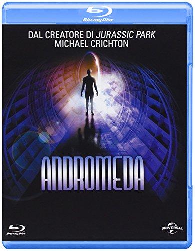 andromeda - the andromeda strain (blu ray)