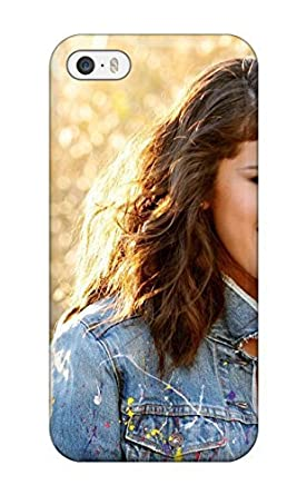 849b8510cb6fbf Awesome Case Cover iphone 5 5s Defender Case Cover(selena Gomez Video Hot  Brunette Super Stars People Women)  Amazon.co.uk  Electronics