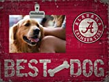 NCAA Alabama Crimson Tide ''Best Dog'' Clip-It Photo Frame