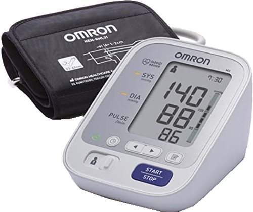 Omron M3 Medical Accessory Bp Testing Digital Automatic Blood Pressure Monitor by Omron