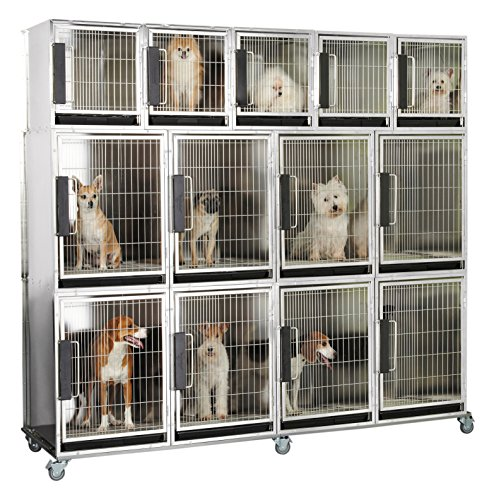 Proselect Mod Kennel Cage for Pets, 13-Unit