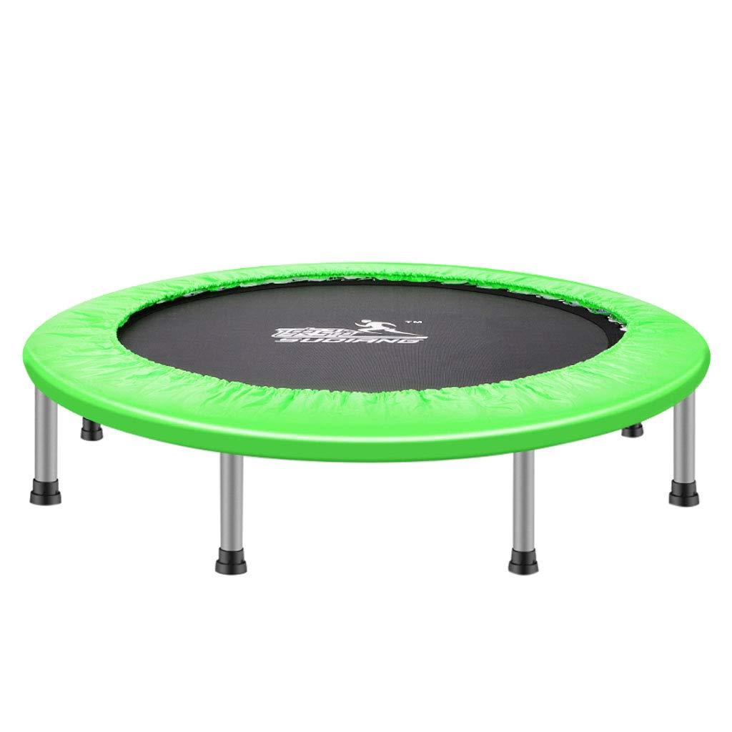 【限定製作】 Mesurn JP 室内フィットネストランポリン、高耐荷重弾性ジャンプ布、丸みを帯びた三角リング B07R457KLK、持ち運びが容易で持ち運びが簡単 JP、家族用エアロビクストランポリン B07R457KLK green Mesurn A A|green, イヴァンカ:c7f8faaf --- arianechie.dominiotemporario.com