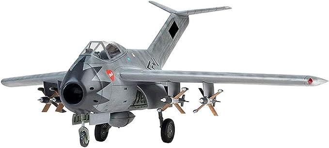 Academy 1//48 Focke-Wulf Ta183 Huckebein Plastic Model Kit Airplane #12327