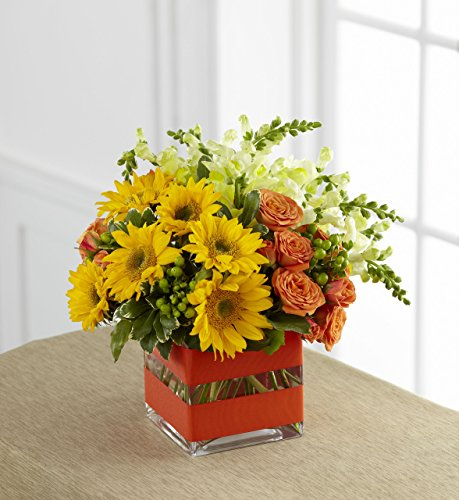 Perfect Sun Bouquet - Fresh Flowers Hand Delivered in Albuquerque Area