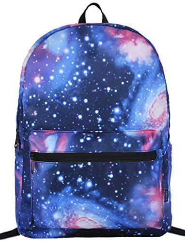 Coofit Galaxy Backpack Canvas Rucksack