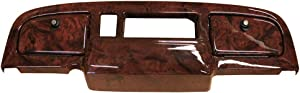 Pro-Fit Dash Cover for EZGO TXT, 2013.5 to Present, Regal Burl