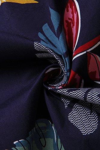 Audrey Mediavale Estate 2xl Rinascimento Sera Babyonlinedress Anni Vestiti Cerimonia s Per Donna La Vestito Elegante Causale Floreale 50 Hepburn pEwqvYq