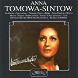 Famous Opera Arias by Tomowa-Sintow, Anna (1996-01-10)
