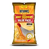 HotHands Insole Foot Warmers With Adhesive  Value Pack (Sports)