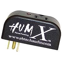 Filtro de voltaje de línea de tierra Ebtech Hum X