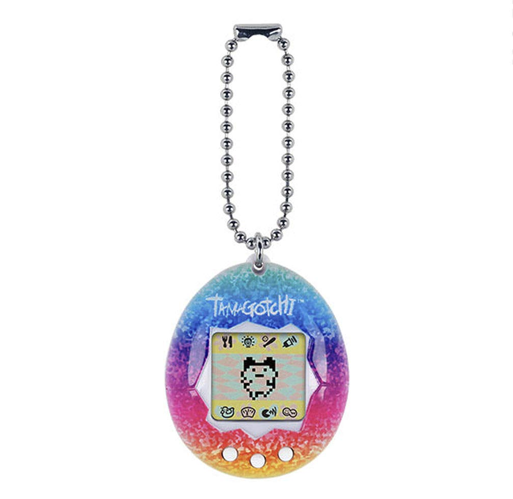 Tamagotchi Electronic Game Rainbow