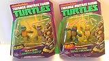 Bundle of 2 Items - Teenage Mutant Ninja Turtles - Ninjas in Training