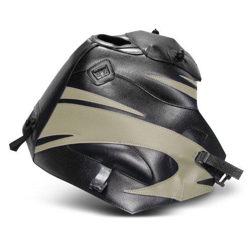 Tank protector Bagster Honda Africa Twin XRV 750 00-03 black/sand