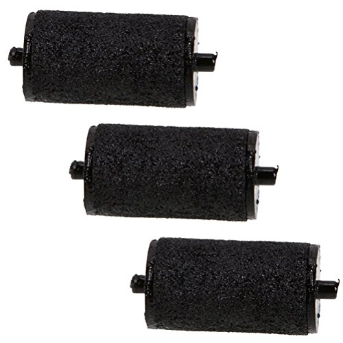 Price comparison product image Ink Roller Rollers to fit MX-5500 Single Line Price Label Gun 20mm Pack of 3