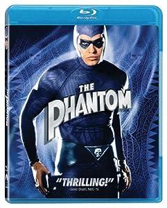 Cover Image for 'Phantom, The [blu-ray]'
