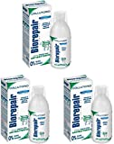 Biorepair: '' Collutorio '' Mouthwash with Antibacterical - 500ml/16.9 fl.oz - Pack of 3