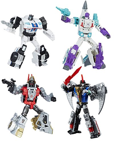 - Transformers Generations Power of the Primes Deluxe Wave 1 Set