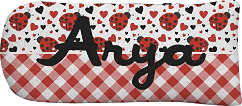 YouCustomizeIt Ladybugs & Gingham Putter Cover (Personalized)