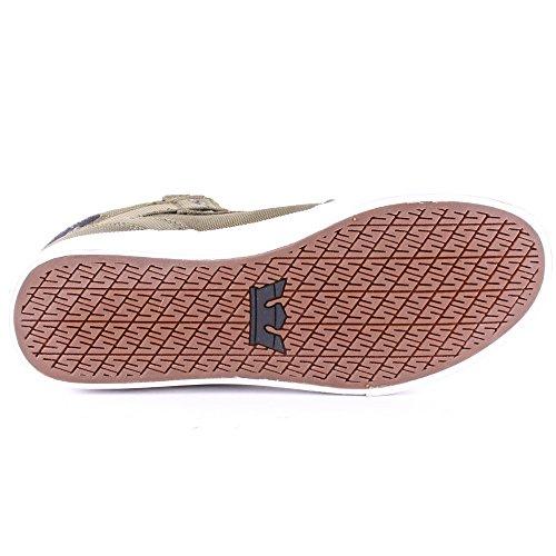 Supra Vaider Unisex Sneakers Olive Sneakers Vaider Supra q8TX5dXxw