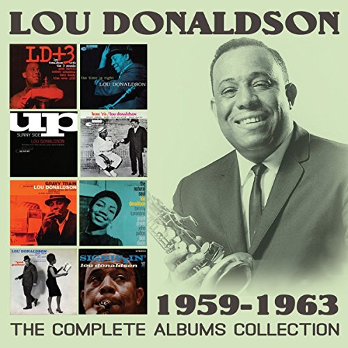 Complete Albums Collection: 1959-1963 (4CD Box Set)
