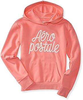 Aero Glam Popover Womens Hoodie
