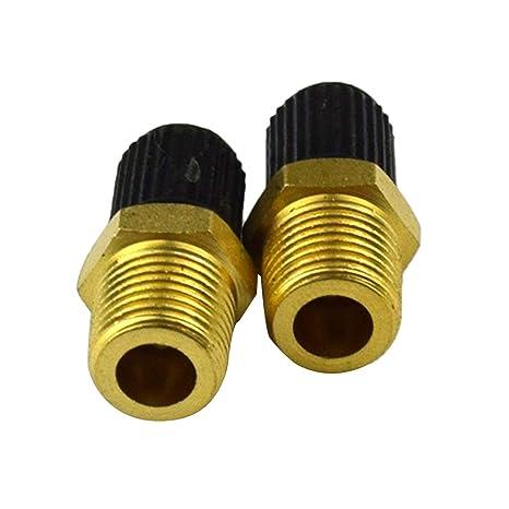Homyl Válvula de Compresor de Aire de Autos para Reparación y Reemplazo