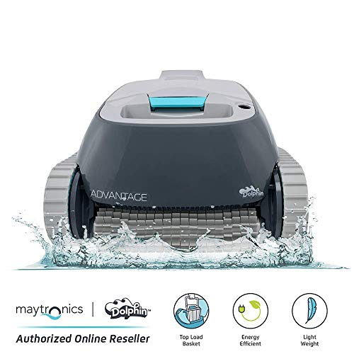 DOLPHIN Advantage Automatic Robotic Pool Cleaner